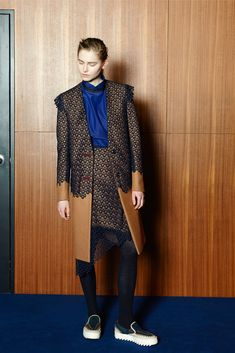 Kolor Fall 2015 Ready-to-Wear Collection Photos - Vogue