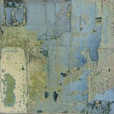 Sam Lock - Oil and Mixed Media on Canvas