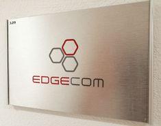Branding - označenia prevádzky - Edgecom - reklamné polepy Advertising, Branding, Brand Management, Identity Branding