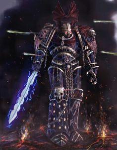 Warhammer 40k Chaos Night Lord