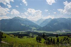 Österreich - Berge - Kitzbühel und Reiseplanungen