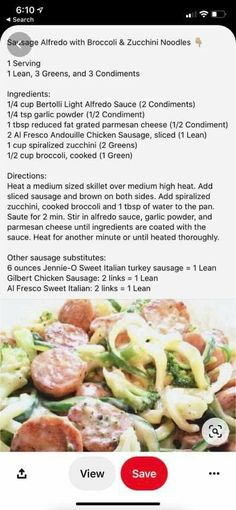 Healthy Meal Prep, Healthy Snacks, Healthy Eating, Healthy Recipes, Fodmap Recipes, Ww Recipes, Cooking Recipes, Easy Chicken Dinner Recipes, Supper Recipes