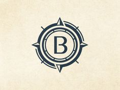 I like this logo because it emphasizes the design in blue and the B.