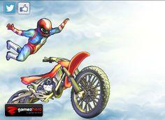 En una exhibición de motocross tienes que demostrar que eres el mejor