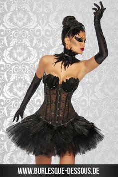 Black Swan Corsage! https://www.burlesque-dessous.de/korsetts-und-corsagen/corsagen/black-swan-corsage
