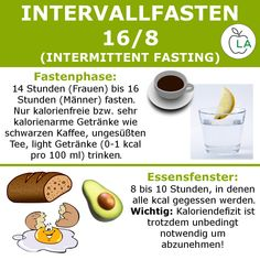 Intervallfasten Anleitung und Plan 2019 – Schnell und gesund abnehmen Intermittent fasting 8 is a highly effective weight loss strategy. Here you can find the complete plan and recipes for this method from Intermittent Fasting. Matcha Benefits, Health Benefits, Health Tips, Fitness Workouts, Loose Weight, How To Lose Weight Fast, Stomach Ulcers, Joelle, Stop Eating