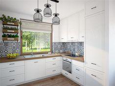 Zdjęcie projektu Mokka 3 WOF1080 Kitchen Cabinets, Home Decor, Plants, Decoration Home, Room Decor, Cabinets, Home Interior Design, Dressers, Home Decoration