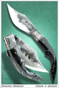 Armando Ribas Knives And Tools, Knives And Swords, Friction Folder, Neck Bones, Blacksmith Shop, Knife Making, Folding Knives, Tactical Gear, Blacksmithing