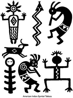 Gallery For > American Indian Art Designs
