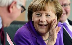 Germany's Chancellor is often reluctant to support women's rights. But, ahead   of this weekend's G7 summit, Merkel has announced a new agenda: to improve   gender inequality at work. Sophy Ridge explains why it matters