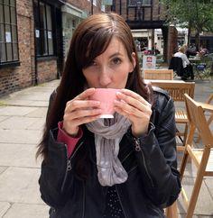 Tea time in York