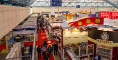 """The """"WorldFood Moscow"""" event is the main platform in Russia where food trade professionals, international associations, government ministers and international press can assess the market"""