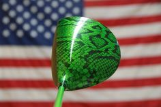 Limited Edition Snakeskin Grenade Driver
