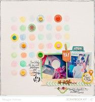 A Project by MaggieHolmes from our Scrapbooking Gallery originally submitted 07/02/13 at 06:08 PM