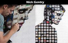 Nick Gentry | floppy disks