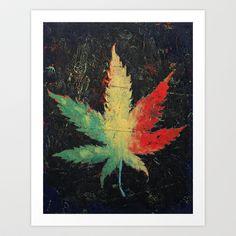 Marijuana by Michael Creese