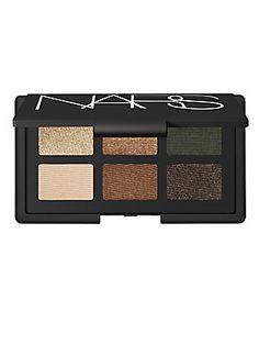 London Fashion Week Essentials - #NARS Fall Eye Palette #LFW