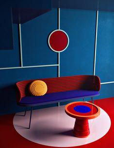 Мебель Дарьи Зиноватной: предметы из коллекции Cherokee | AD Magazine