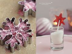 Nicest Things - Food, Interior, DIY: DIY: Snowflake Lollies