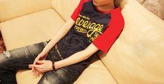http://www.menrags.com/vetements/t-shirt-bicolore-imprime-mots/