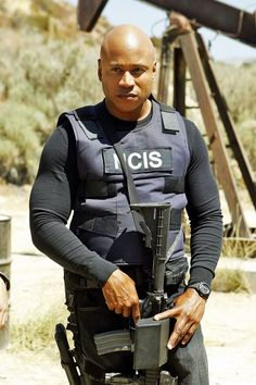 Not only do I love the show (NCIS: Los Angeles), I looooove him! One of the best looking 44-year-olds out there.