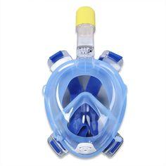 The Ultimate Snorkeling Mask Anti-Fog Full Face