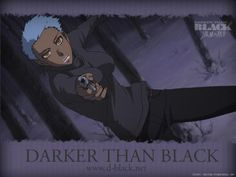 DARKER THAN BLACK 38