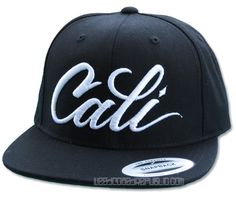 Dyse One Cali Snap Back Hat