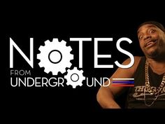 Notes from Underground (Dostoevsky) - Thug Notes Summary and Analysis - YouTube