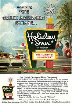 Holiday Inn Ad 1968   Flickr - Photo Sharing!