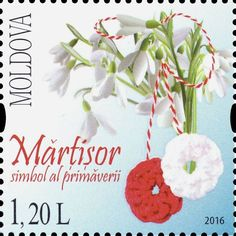 Moldova, 2016. Martisor - the Symbol of Spring