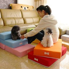 Three Step Pet Stairs Http://dogsized.com/shop/pet Stairs/ #DogSteps  #DogStairs | Dog Steps / Dog Stairs | Pinterest | Shops, Pets And Stairs
