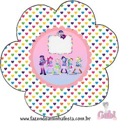 Kit Equestria Girls ( My Little Pony ) Festa Do My Little Pony, My Little Pony Birthday Party, Birthday Party Themes, Equestria Girls, Minnie, Printables, My Little Pony Birthday, Pony Party, Disney Princess Birthday