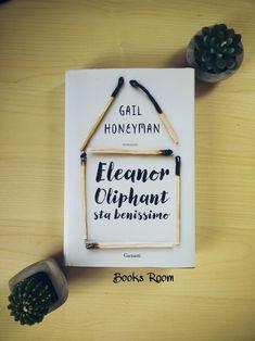 """Eleanor Oliphant sta benissimo, il caso editoriale dell'anno! L'esordio vincente di Gail Honeyman 💕 • """"Una questione filosofica: se un albero cade in una foresta e non c'è nessuno a sentirlo, fa rumore? E se, di tanto in tanto, una donna completamente sola parla a una pianta in un vado, è pazza da legare?"""" • La solitudine, la scoperta di se stessi e del mondo che ci circonda. Un romanzo che non può non essere letto. Rumore, Letter Board, Lettering, Books, Libros, Book, Drawing Letters, Book Illustrations, Libri"""