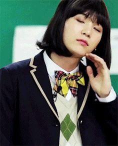 BTS   SUGA...yoongi putting us girls to shame