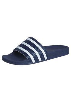 adidas Originals - Adilette - Chanclas de baño - azul