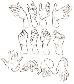 Hand Drawing Reference, Drawing Reference Poses, Drawing Poses, Drawing Hands, Boy Drawing, Anatomy Reference, Anatomy Drawing, Anatomy Art, Anime Hand