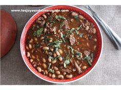 Chorba loubia / recette algerienne - Les Joyaux de Sherazade
