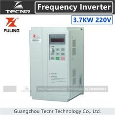 430.00$  Watch now - http://alift9.worldwells.pw/go.php?t=2038340542 - 3.7KW frequency converter inverter 220V  for 3KW cnc spindle motor FULING brand 430.00$