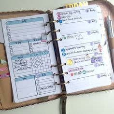Hey everyone! I am back with brand new weekly planner inserts! These are perfect for my Kate Spade Agenda which is a personal size. I love being able to see all my appointments and events at glance on the right page and all of my to do's, things I need to buy, contact, meal plans,...Read More