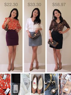Stylish Petite | Fashion, Reviews and Petite Style: Petite Fashion Challenge #13: Professional Outfit For Under 100