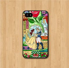 beauty and the beast  iphone 5 case iphone 4s case by CaseGMC, $9.99