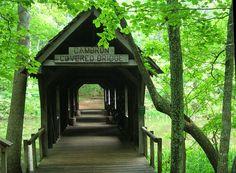 Madison Co. Covered Bridge Alabama