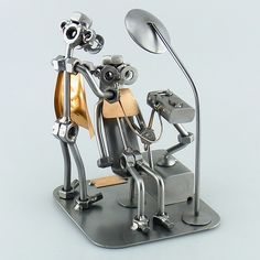 Dentist Gifts - Unique Office Decor - Steelman
