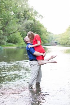Roanoke River Engagement by Bethanne Arthur Photography as seen on Hill City Bride_0016