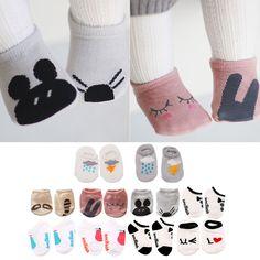 >> Click to Buy << Girl Boys Socks Asymmetric Boat Socks Ventilation Cute Little Cartoon Socks-P101 #Affiliate