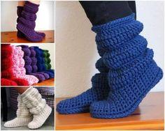 Resultado de imagen para carteras crochet paso a paso Calcetines De  Ganchillo ff10227bcc46