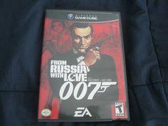 #fromrussiawithlove #jamesbond #nintendogamecube #gamer #videogames #secretagent #spy #bonanza