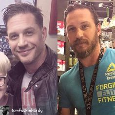 """90 Likes, 3 Comments - Cinnastacks♍ (@cavills.dream) on Instagram: """"Baby daddy!! @Regranned from @tomfuckinhardy - Baby face & Daddy face ahhh both!❤️ #tomhardy…"""""""