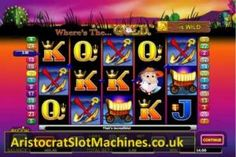 Where 's the, gold, slot, machine - Play Aristocrat Pokie Online
